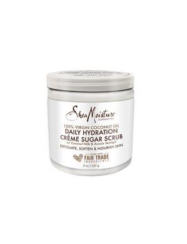 Shea Moisture 100% Virgin Coconut Oil Daily Hydration Creme Sugar Scrub8 Oz by Walgreens