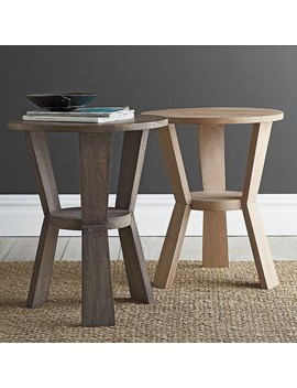Napa Accent Table by The Company Store