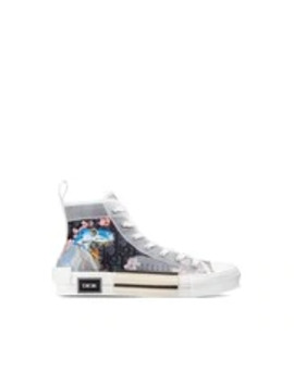 "Hoher ""B23"" Dior And Sorayama Sneaker by Dior"