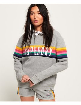 Carly Carnival Hoodie by Superdry