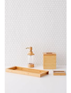 Bamboo Soap Dish by Urban Outfitters