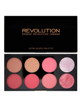 Revolution Ultra Blush Palette Sugar &Amp; Spice by Superdrug