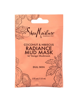 Shea Moisture Mud Mask Coconut Hibiscus0.5 Oz by Walgreens
