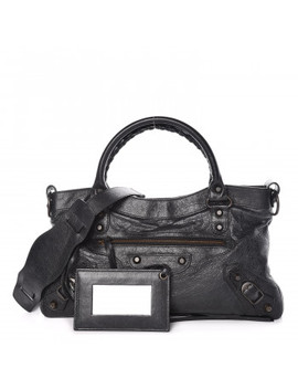 Balenciaga Agneau Classic First Black by Balenciaga