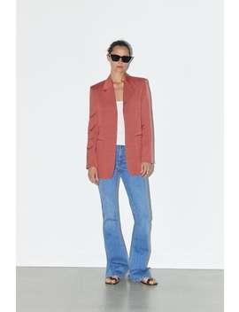 Zw Premium Skinny Flare Jeans Collection Timeless Woman Cornershops by Zara