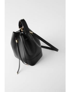 Bucket Bag Midi Dresses Woman by Zara