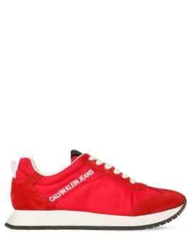20 Mm Jil Nylon Sneakers by Calvin Klein Jeans