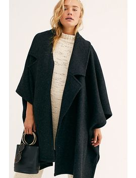 Off Duty Oversized Poncho by Free People