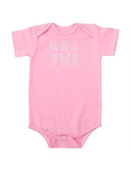 Indigo Baby X Bella Tunno Onesie Girl Power 6 12 Months by Indigo Baby