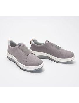 Cloudsteppers By Clarks Slip On Sneakers   Arla Sage by Clarks Footwear
