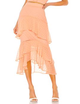 Gennadi Midi Skirt by Nbd