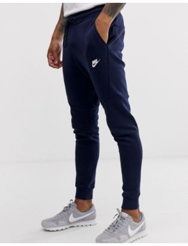 Nike Tech Fleece Sweatpants Navy by Nike