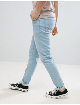 Asos – Röhrenjeans In Heller Waschung by Asos