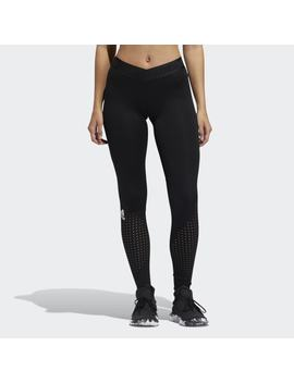 Alphaskin Performance Long  Tights by Adidas