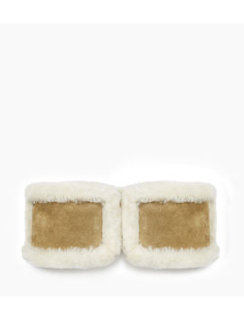 Sheepskin Suede Headband by Ugg
