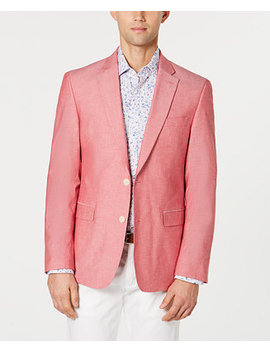 Men's Modern Fit Chambray Sport Coat by General