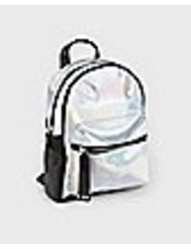 Iridescent Mini Backpack by Spencers
