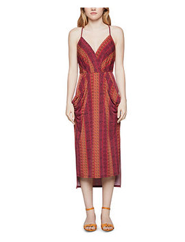 High Low Midi Dress by General