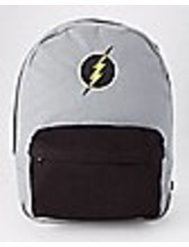 Flash Backpack With Patch Kit   Dc Comics by Spencers