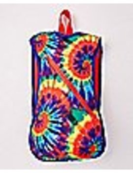 Tie Dye Hydration Backpack by Spencers