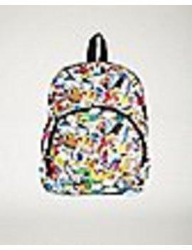 Nick Rewind Mini Backpack   Nickelodeon by Spencers