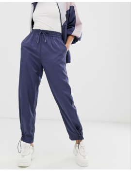 Native Youth Tracksuit With Toggles In Retro Color Block Two Piece by Asos Brand