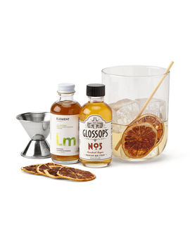 Smoky Margarita Cocktail Kit by Uncommon Goods