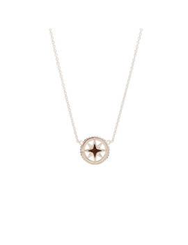 Custom Keepsake Compass Necklace by Uncommon Goods