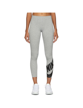 Legging Gris Leg A See Futura by Nike