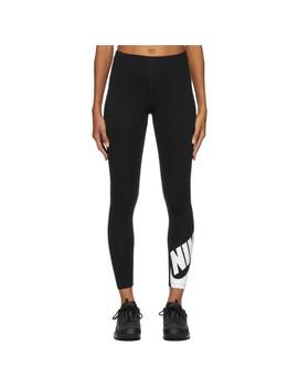 Legging Noir Leg A See Futura by Nike