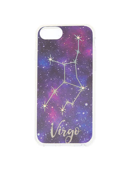 Virgo Zodiac Phone Case   Fits I Phone 6/7/8 Plus by Claire's