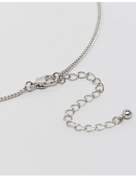 Liars &Amp; Lovers Exclusive Silver Coin Pendant Necklace by Liars & Lovers