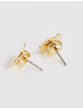 Whistles Crinkle Disc Studs by Whistles