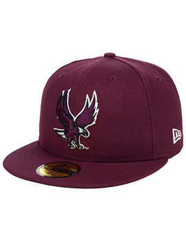 North Carolina Central University Eagles Ac 59 Fifty Fitted Cap by General