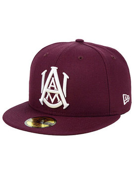 Alabama A&M Bulldogs Ac 59 Fifty Fitted Cap by General