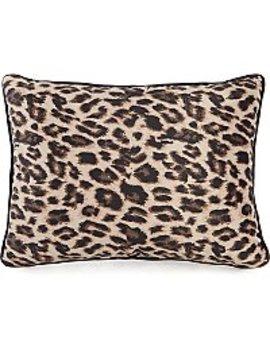 Leopard Print Cushion by Asda