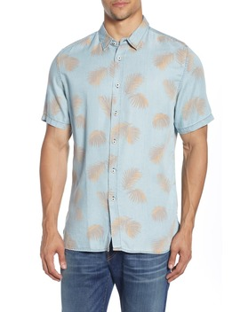 Holiday Short Sleeve Button Up Shirt by Barney Cools