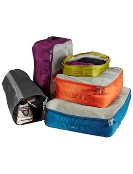 Lug Cargo 5 Piece Packing Kit Core Collection by Well