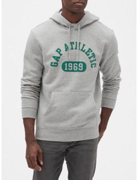 Gap Athletic Logo Pullover Hoodie by Gap