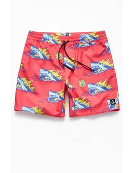 "volcom-duhh-dunt-17""-swim-trunks by pacsun"