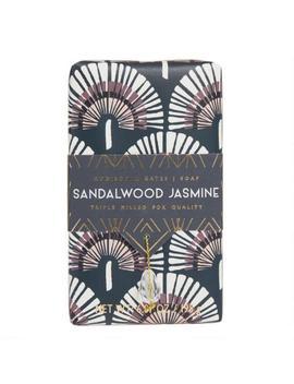 A&Amp;G Deco Gem Sandalwood And Jasmine Bar Soap by World Market