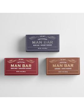 San Francisco Soap Company Man Bar Collection by World Market