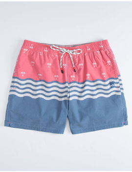 Party Pants Palms Mens Volley Shorts by Tilly's