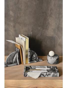 rundes-marmorgefäß by h&m