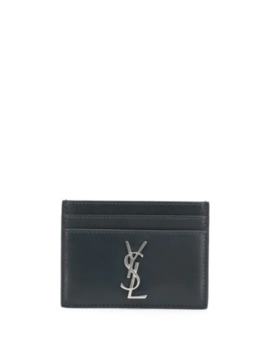 Portacarte Con Monogramma by Saint Laurent