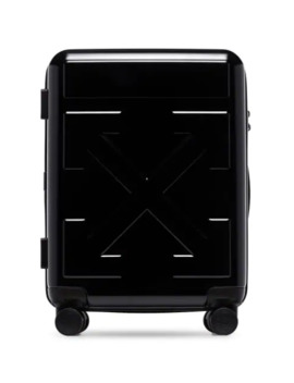 Arrow Motif Suitcase by Off White