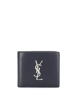 Monogram East/West Wallet by Saint Laurent