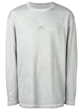 Ausgeblichenes Langarmshirt by A Cold Wall*