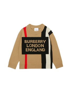 Rolfe Wool Stripe by Burberry
