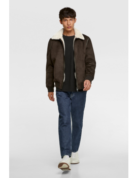 Double Sided Bomber Jacket View All Jackets Man by Zara